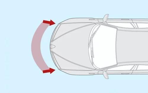 Ôtô đâm như thế nào thì bung hoặc không bung túi khí?