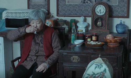 Cảnh trong phim The Loner năm 2017, kể về cuộc đời của một phụ nữ đơn độc ở Bắc Kinh. Ảnh:cinemaescapist