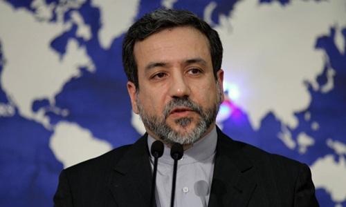 Thứ trưởng Ngoại giao Iran Abbas Araqchi. Ảnh: RFERL.