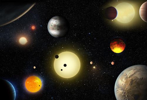 Dải Ngân Hà có thể chứa 10 tỷ hành tinh giống Trái Đất