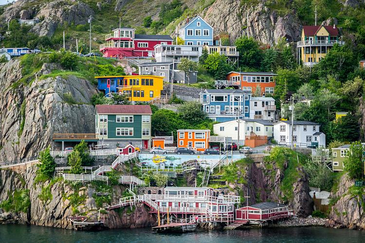 Một góc bang Newfoundland, Canada. Ảnh: everything-everywhere.com