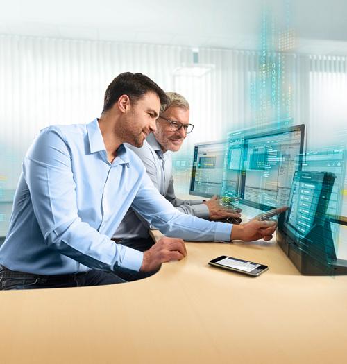 Thông qua công nghệ Máy học và Hệ tư vấn, máy tính có thể đưa ra các gợi ý về việc thiết lập thông số hệ thống tự động hóa, áp dụng trong lập kế hoạch sản xuất.