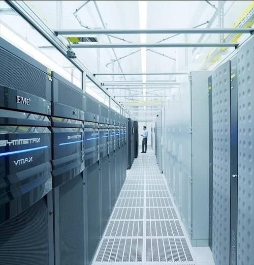 Bằng công nghệ Máy học, các trung tâm dữ liệu có thể giảm thiểu nhu cầu năng lượng cho việc làm mát.