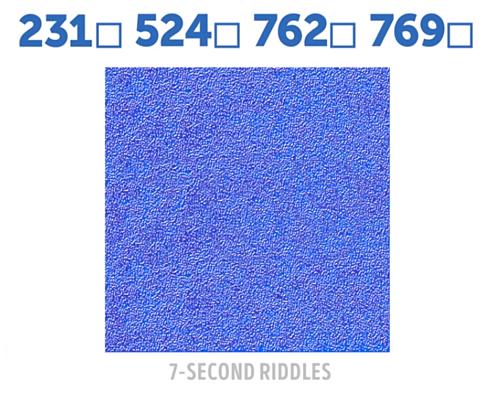 Năm câu đố tìm số trong tranh - 4