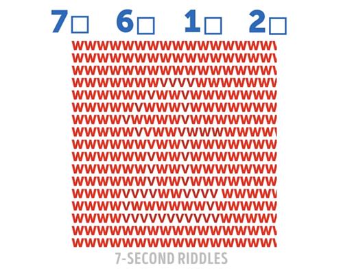 Năm câu đố tìm số trong tranh - 1