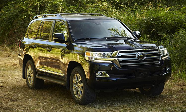 Toyota Land Cruiser có thể dừng bán tại Mỹ từ 2022.