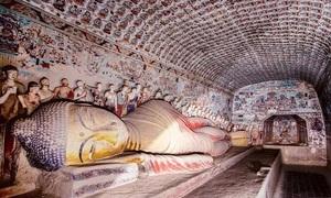 Hang động Nghìn Phật 1.600 năm tuổi trên Con đường Tơ lụa