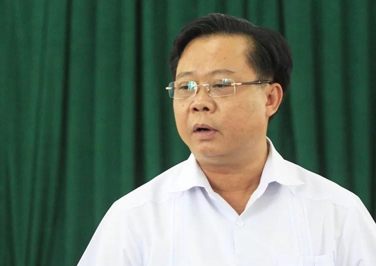 Ông Phạm Văn Thuỷ. Ảnh: Dương Tâm.