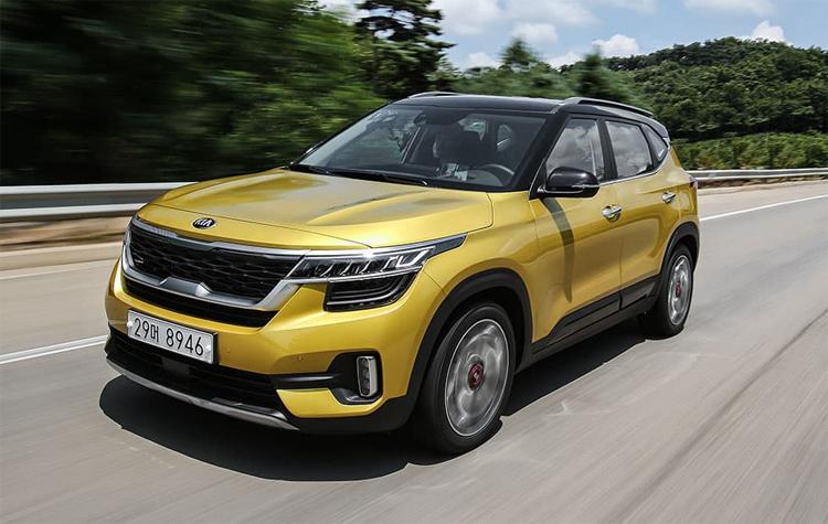 Kia Seltos - mẫu SUV mới của thương hiệu Hàn Quốc đã ra mắt tại Ấn Độ.