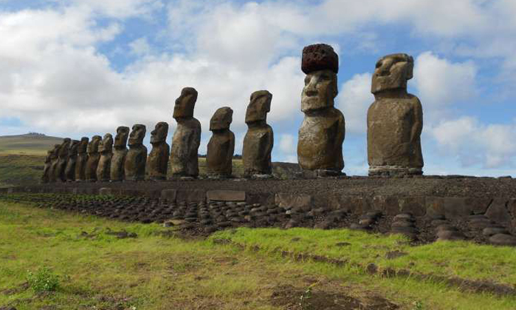 Những công trình cổ có kỹ thuật xây dựng vượt thời đại