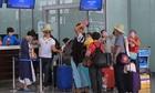 Ngðng phÃÂ¡t thanh bằng loa á» sân bay là làm khó hành khÃÂ¡ch?