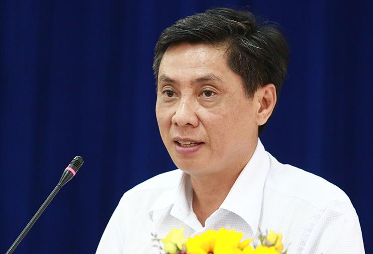 Ông Lê Đức Vinh tại kỳ họp HĐND tỉnh Khánh Hòa năm 2015. Ảnh: Thành Nguyễn