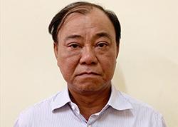 Ông Lê Tấn Hùng bị bắt hôm 6/7. Ảnh: Bộ Công an.