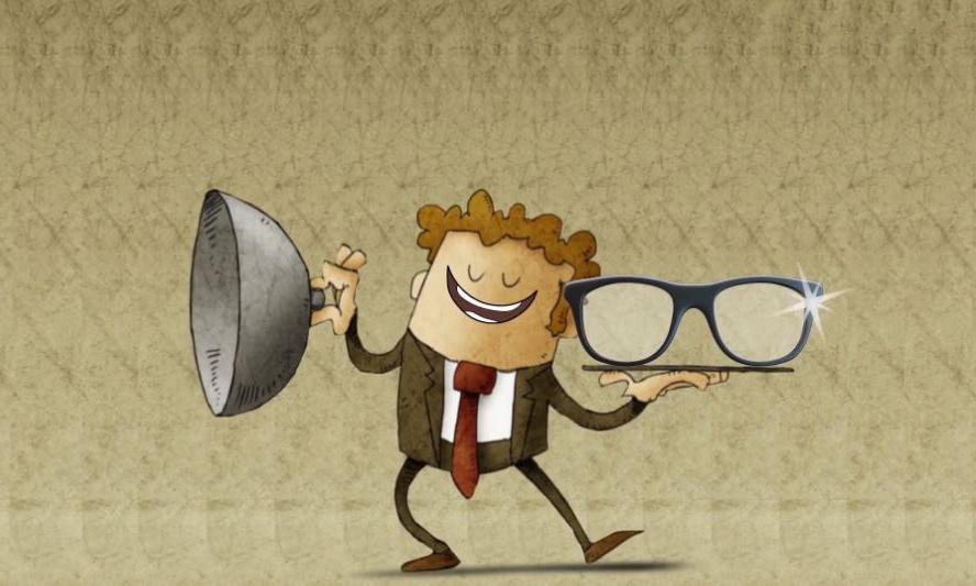 Những gì xảy ra nếu con người không phát minh ra kính mắt
