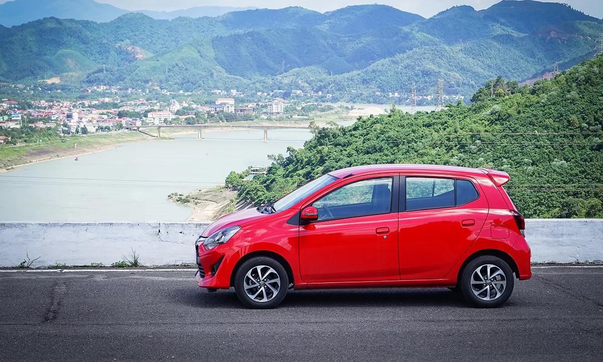 Toyota Wigo bám đuổi doanh số Kia Morning, Hyundai i10