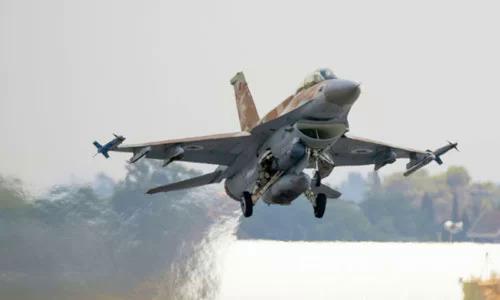 Tiêm kích F-16 trong biên chế không quân Israel. Ảnh: AFP.
