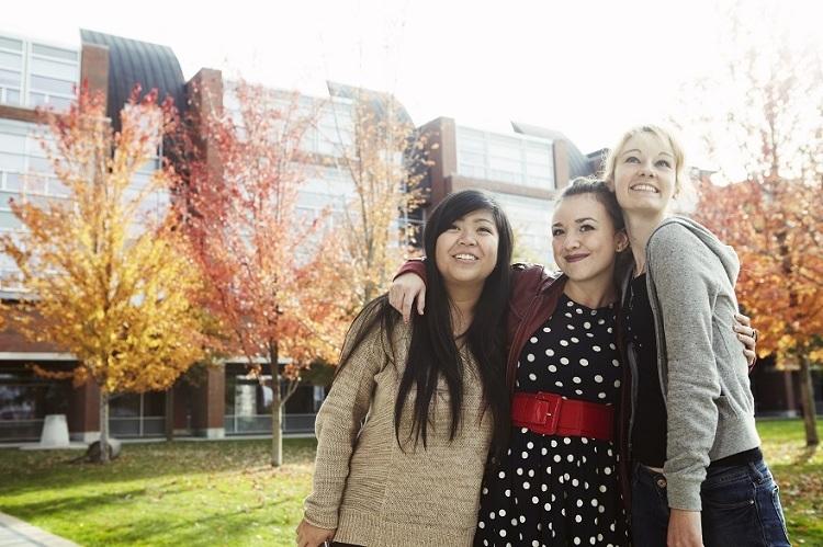 Du học sinh Canada có cơ hội trải nghiệm nền văn hóa đa bản sắc tại đây; Ảnh: Study in Canada