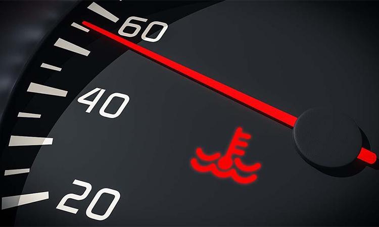 Cách xử lý tại chỗ khi ôtô báo quá nhiệt