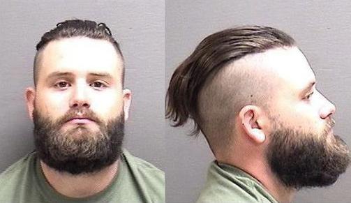 Ryan Morris - một trong hai người nói dối để được hưởng án nhẹ hơn. Ảnh: Cascade County Sheriffs Office.