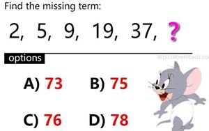Năm câu đố toán học thử thách trí thông minh - 1