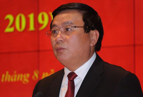 Ông Nguyễn Xuân Thắng, Giám đốc Học viện Chính trị quốc gia Hồ Chí Minh. Ảnh: VT.