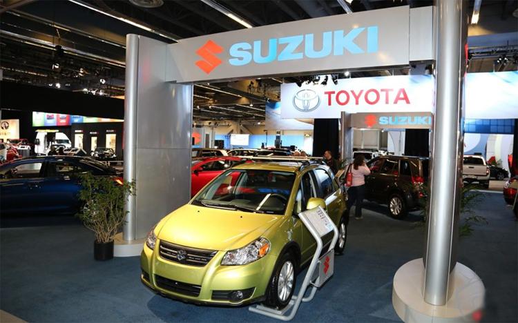 Toyota sẽ rót vốn vào Suzuki, còn Suzuki cũng đầu tư vào Toyota để cùng phát triển công nghệ. Ảnh: Auto123