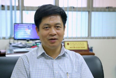 Phó giáo sư Nguyễn Xuân Thành, Vụ phó Vụ Giáo dục Trung học, Giám đốc dự án RGEP.