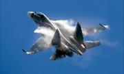 Tiêm kích Nga trình diễn tại triển lãm hàng không