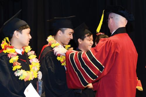Cậu học trò từ bỏ đại học Y khoa để theo đuổi đam mê tại SIU - 1
