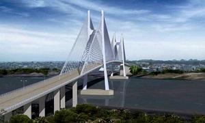 Cầu 7.200 tỷ đồng nối TP HCM - Đồng Nai
