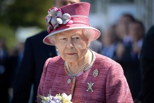 Nữ hoàng Anh tại Scotland tháng 7/2017. Ảnh: Reuters.
