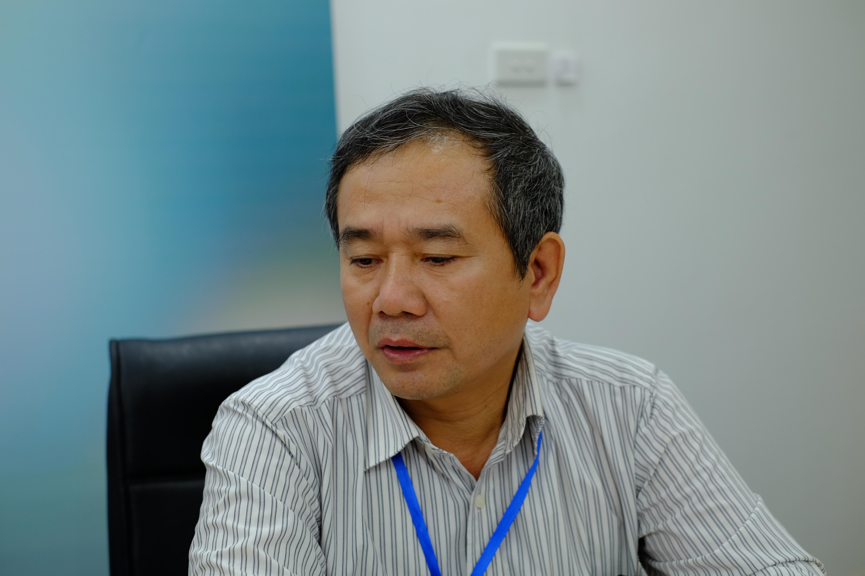 Giáo sư, Tiến sĩ Phạm Hồng Tung, chủ biên Chương trình môn Lịch sử.