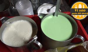 Quán sữa đậu nành bạc hà bán hơn 1.000 ly mỗi đêm