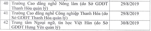 42 đơn vị dừng cấp chứng chỉ ngoại ngữ - 4