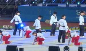Việt Nam thi đấu ở đại hội võ thuật thế giới