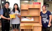 Nữ sinh nhập cư gốc Việt đỗ trường hàng đầu Đài Loan