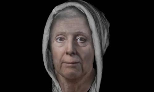 Hài cốt phù thủy mất tích ở Scotland