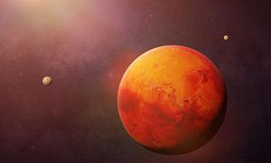 Sao Hỏa có bao nhiêu mùa?