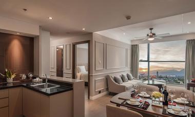 Dự án Khu căn hộ Alphanam Luxury Apartment Đà Nẵng