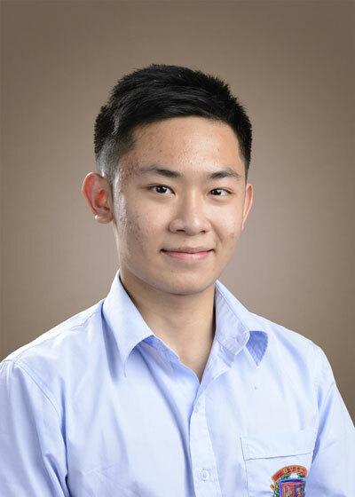Nguyễn Công Minh Đức, học sinh Trường BVIS.