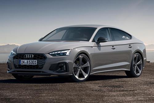 Audi A5 2019 phiên bản nâng cấp sẽ trình làng tại triển lãm xe hơi Franfurt, Đức vào tuần tới.