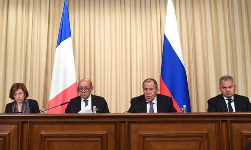 Nga muốn ngăn chạy đua vũ trang ở châu Âu