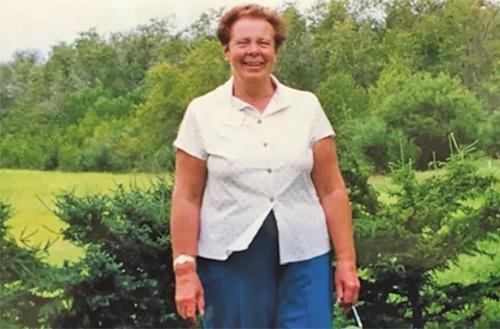 Bà Janet Farris, người thiệt mạng bên trong chiếc xe dưới hồ. Ảnh: George Farris