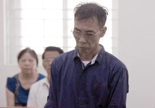 Nghĩa bị gia đình nạn nhân đề nghị phạt mức án cao nhất và không yêu cầu bồi thường. Ảnh: Việt Dũng