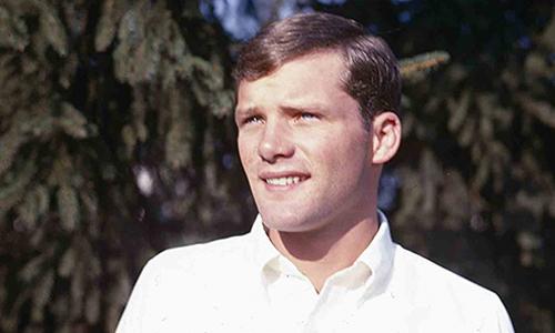 Ken Reesing sau khi trở về Mỹ năm 1969. Ảnh: Nhân vật cung cấp
