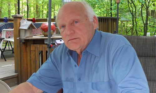 Ông Ken Reesing, 71 tuổi, hiện sống ở bang Ohio, Mỹ. Ảnh: Nhân vật cung cấp.