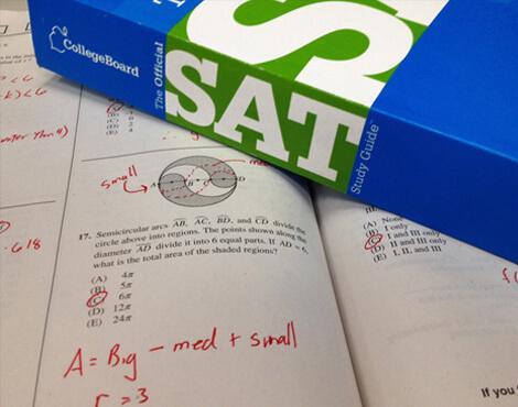 Kết quả của SAT là một phần trong hồ sơ nộp du học Mỹ.