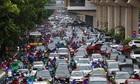Muá»n giao thông công cá»ng phÃÂ¡t triá»n, phải hạn chế cả ôtô lẫn xe mÃÂ¡y