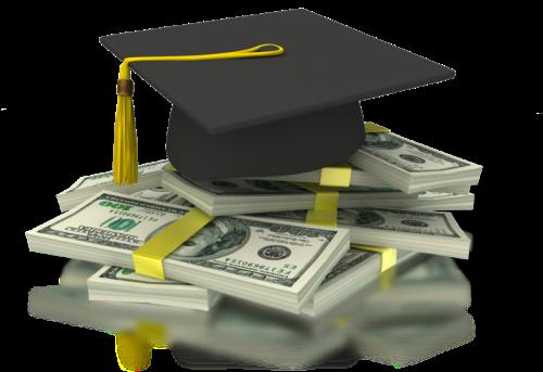 Ở một số trường đại học, các hỗ trợ tài chính tài trợ mọi chi phí và học phí mà gia đình của sinh viên không thể chi trả.
