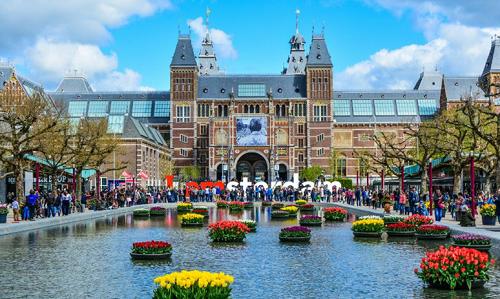 Trường đại học tại Hà Lan.